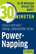 30 Minuten Power Napping Buch